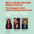 Image for Video: MEXICO, CANADA, THE UNITED STATES AND COVID-19