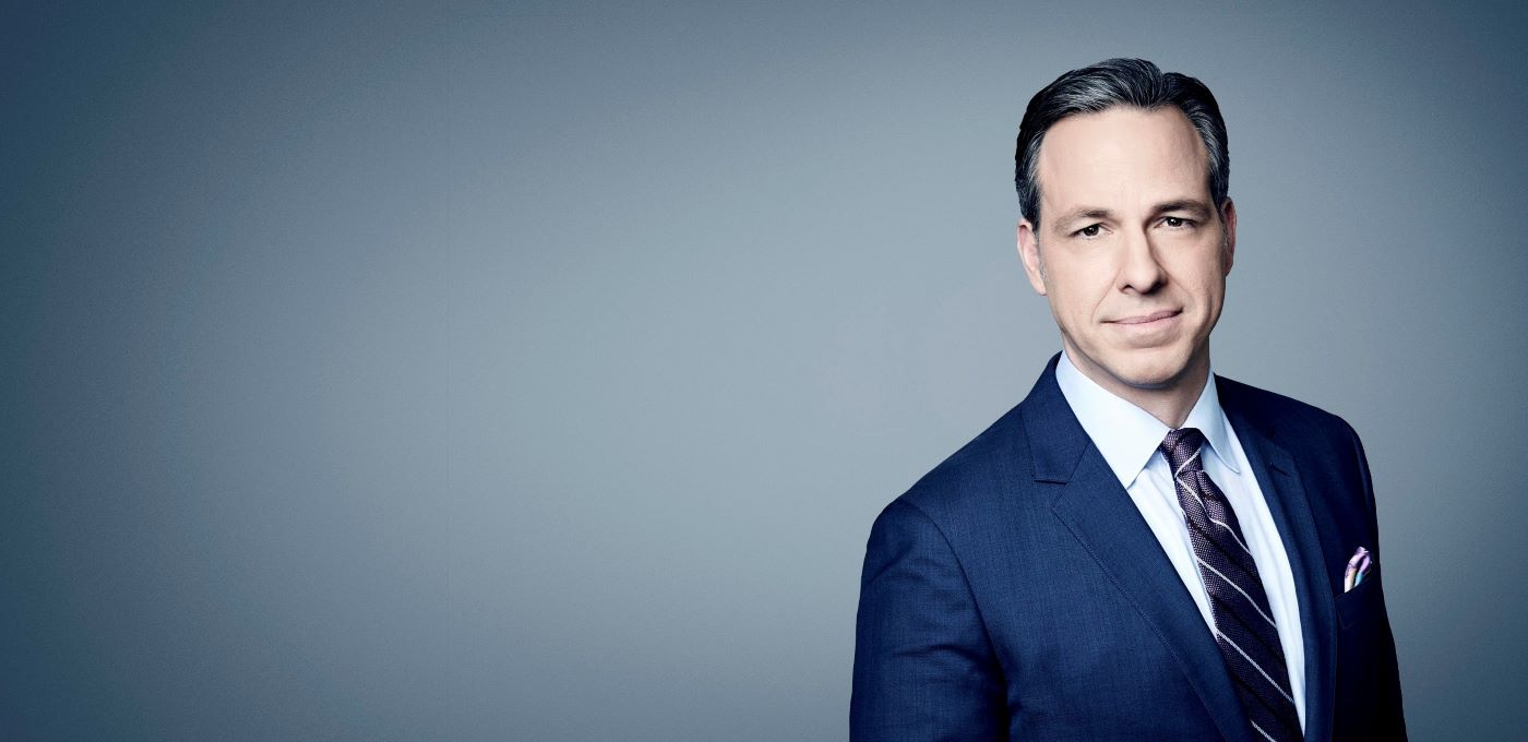 Image for REGISTER NOW! The 2020-21 Daniel Pearl Memorial Lecture with Jake Tapper, CNN