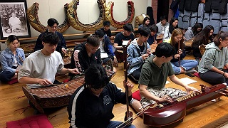 Photo for Bringing Thai classical music to