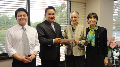 UCLA Receives Third Gift for Thai Studies from Royal Thai Government