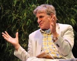Robert Thurman, Buddhist scholar at Columbia University.