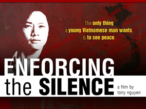 "Discussion of the film, ""Enforcing the Silence"""