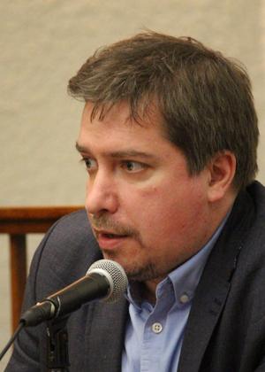 Maxim Trudolyubov.