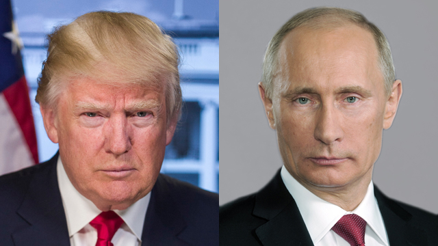 Autocratic parallels between Putin and Trump