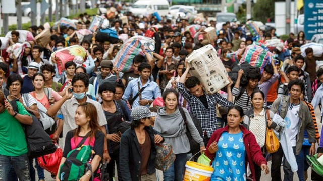 Upcoming conference on migrations and new mobilities in Southeast Asia