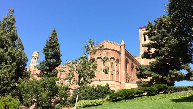 UCLA ranked no. 2 public university in U.S.