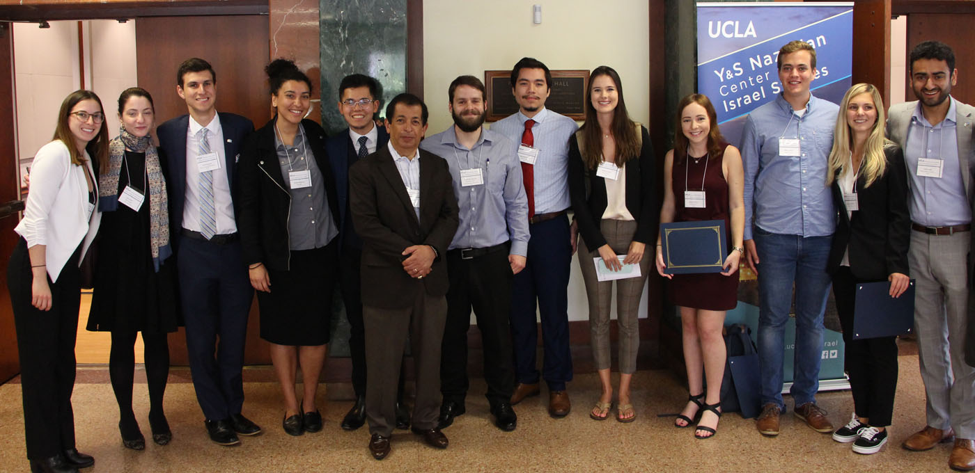 Photo for Center hosts second undergraduate conference