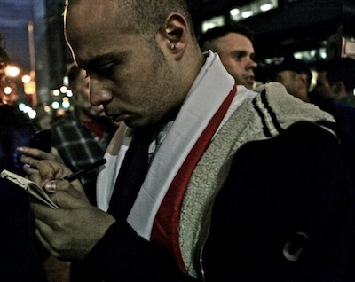 Reclaiming the Egyptian Revolution