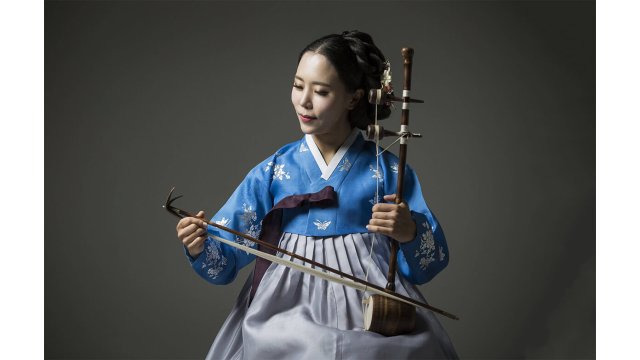 [Non-CKS] Haegeum Evolution: Various Approaches to Korean Music