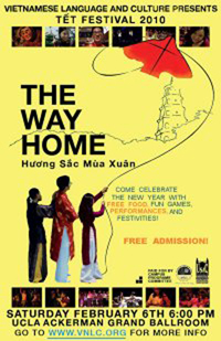 "UCLA VNLC Tet Festival ""The Way Home"""