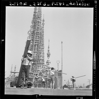 UCLA Events Explore Local, International Significance of Watts Towers