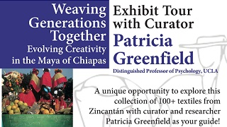 Weaving Generations Together Exhibit Tour