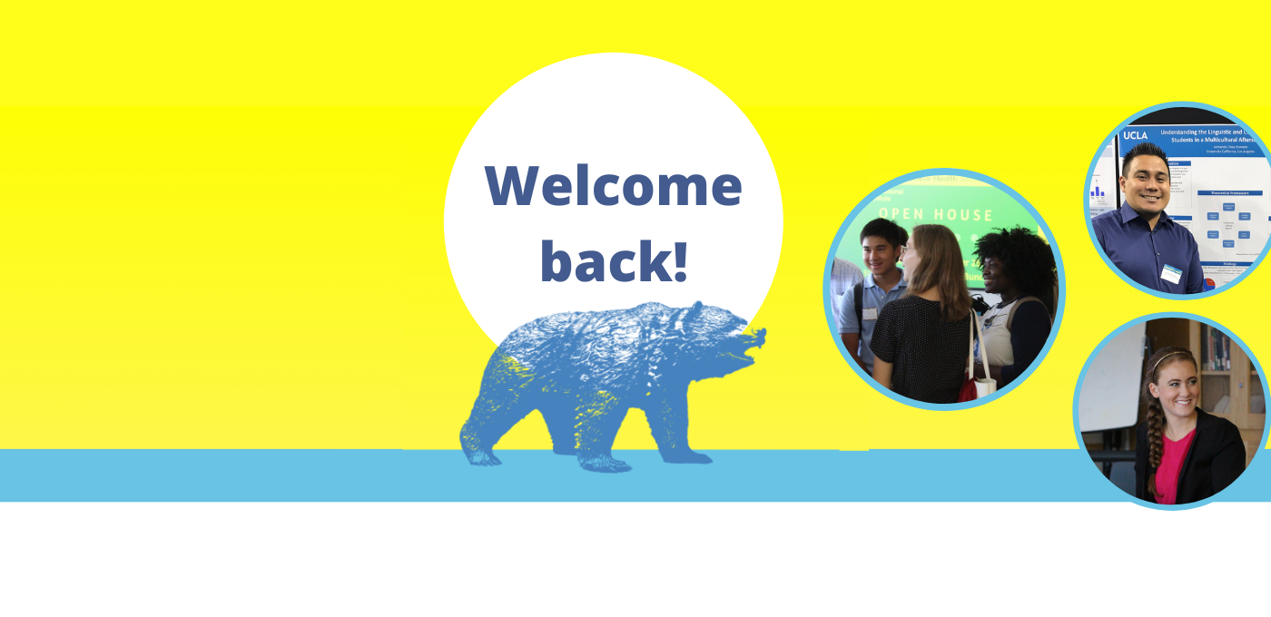 Image for Welcome back!