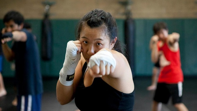 Wonder Women: Muay Thai Experience