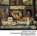 Image for Writing Nature