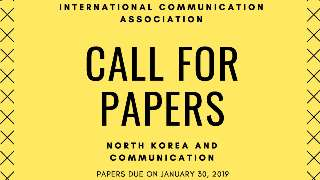 Photo for Call for Papers: ICA Preconference