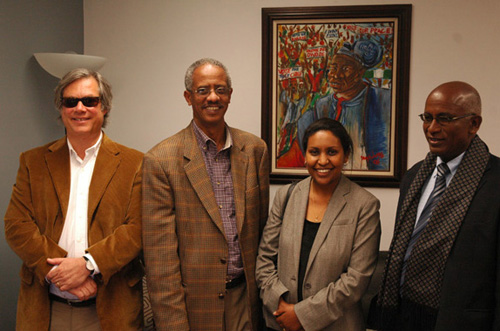 As Ethiopia Expands Higher Ed, UCLA Seeks Partnership