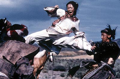 New Course for Spring: Asian Action Films