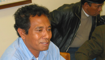 Reflections on East Timor after Independence: An Opposition Leader's Perspective
