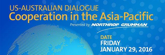 US-Australian Dialogue: Cooperation in the Asia-Pacific