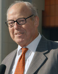 "Burkle Forum with Dr. Hans Blix: ""Time for a Revival of Disarmament?"""