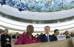 "Esther Brimmer, US Asst. Secretary of State for International Organizations: Burkle Forum on ""A Perspective on US Diplomatic Strategy"""