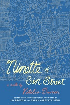 Image for Ninette of Sin Street