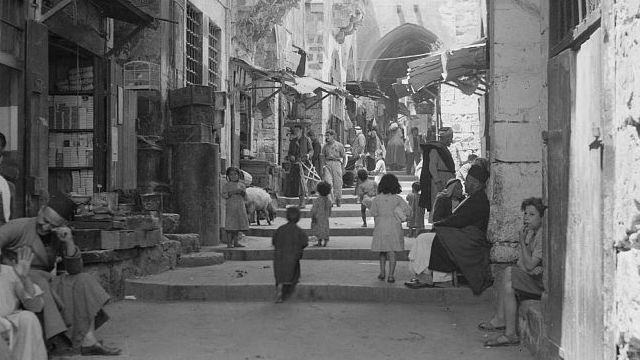 Unmixing the Holy City: Urban Coexistence and Segregation in Early 20th Century Jerusalem
