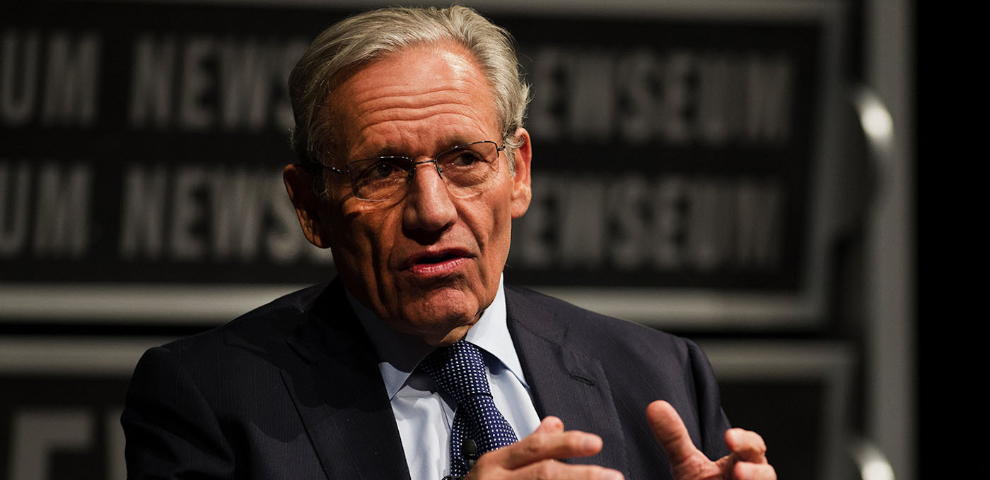Image for VIDEO AND PODCAST AVAILABLE NOW - Bob Woodward, 2018-19 Daniel Pearl Memorial Lecturer