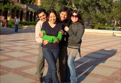 Visiting Graduate Students 2007-2008
