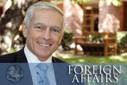Burkle Center Senior Fellow Gen. Wesley K. Clark (ret.) in <i>Foreign Affairs</i> on the Need for Cybersecurity