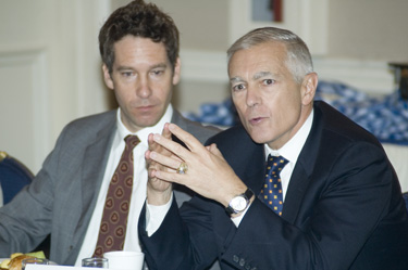 In UCLA Debut, Wesley Clark Critiques US Torture Policy