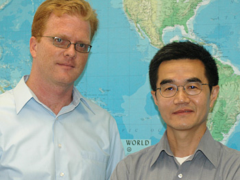 Schaberg and Yan to head UCLA Center for Chinese Studies