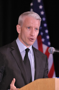Anderson Cooper Delivers Daniel Pearl Memorial Lecture at UCLA