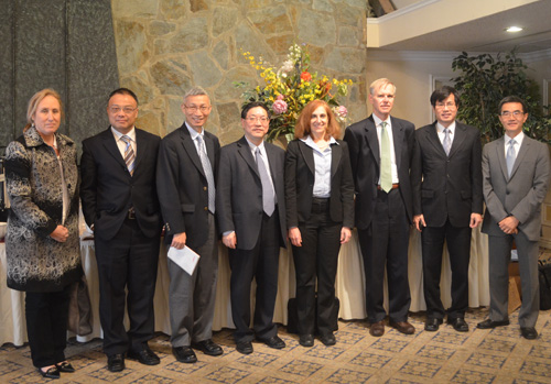 Recap for the Cross-Strait Symposium