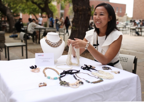 Kasih Co-op sells Indonesian jewelry while raising money for elementary schools