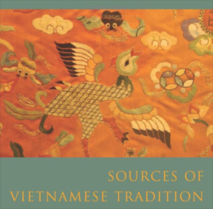 New book Sources of Vietnamese Tradition is co-edited by George Dutton