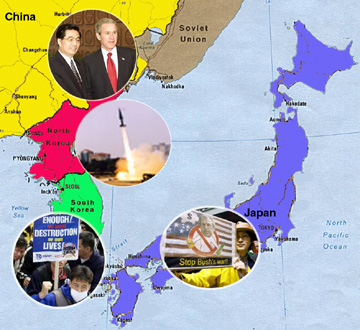 The United States Is Marginalizing Itself in Northeast Asia