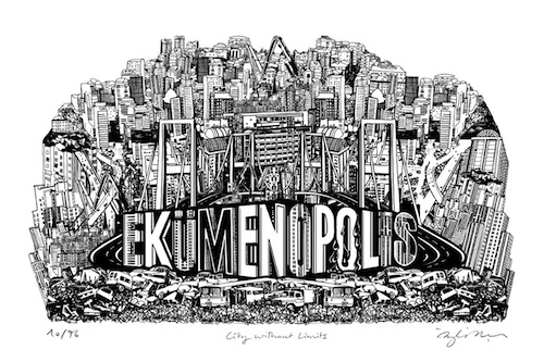 Ekumenopolis: A film screening and panel discussion of Istanbul