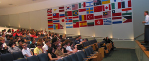 High School Students Attend UCLA Briefing on the European Union