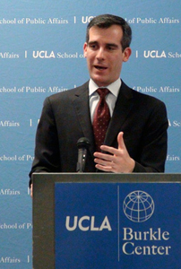 Garcetti: Making L.A. Business-Friendly Will Aid Local Economic Recovery