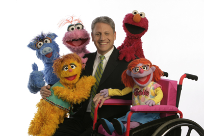 Muppet Figurehead to Speak on World Issues