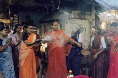 Gillian Goslinga Wins 2006 Sardar Patel Award