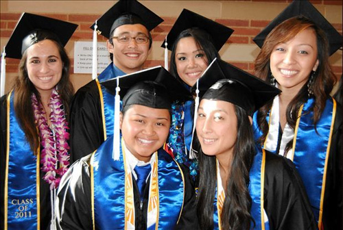 UCLA Awards 552 International Studies degrees in 2010/2011