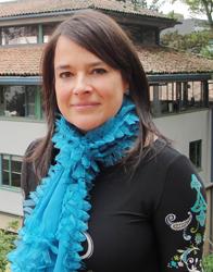 Law professor Helena Alviar. (Photo: Universidad de los Andes, Colombia.)