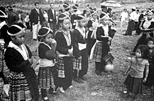 Hmong: An Endangered People