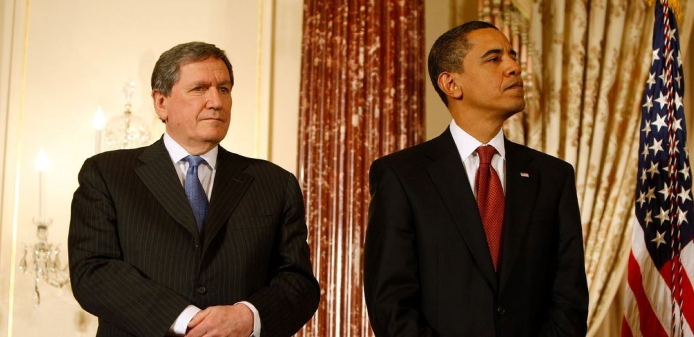 "Image for ""Our Man: Richard Holbrooke and the End of the American Century:"" A Book Talk with George Packer"