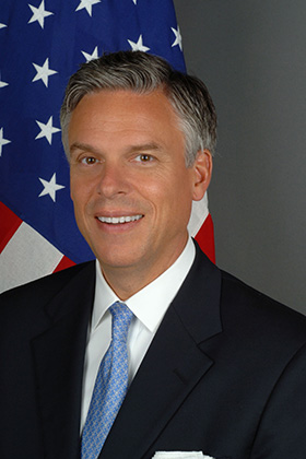 "The Bernard Brodie Distinguished Lecture On the Conditions of Peace with Governor Jon Huntsman, Jr.: ""US-China Relations, Challenges and Opportunities"""