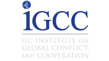 IGCC UC San Diego Research Conference Competition, Deadline January 2019