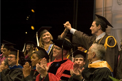 307 Degrees Conferred by International Institute in 2006-07